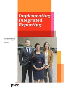 Implementing integrated reporting: PwC's practical guide for a new business language