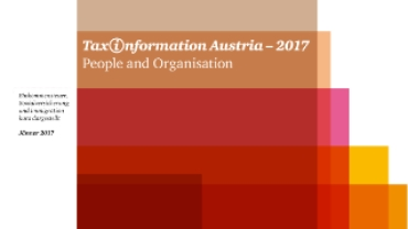 Tax Information Austria 2017
