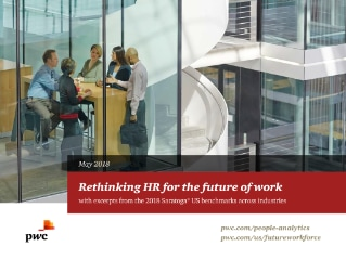 Rethinking HR for the future of work